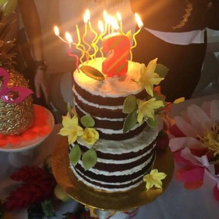 Ñames cakes