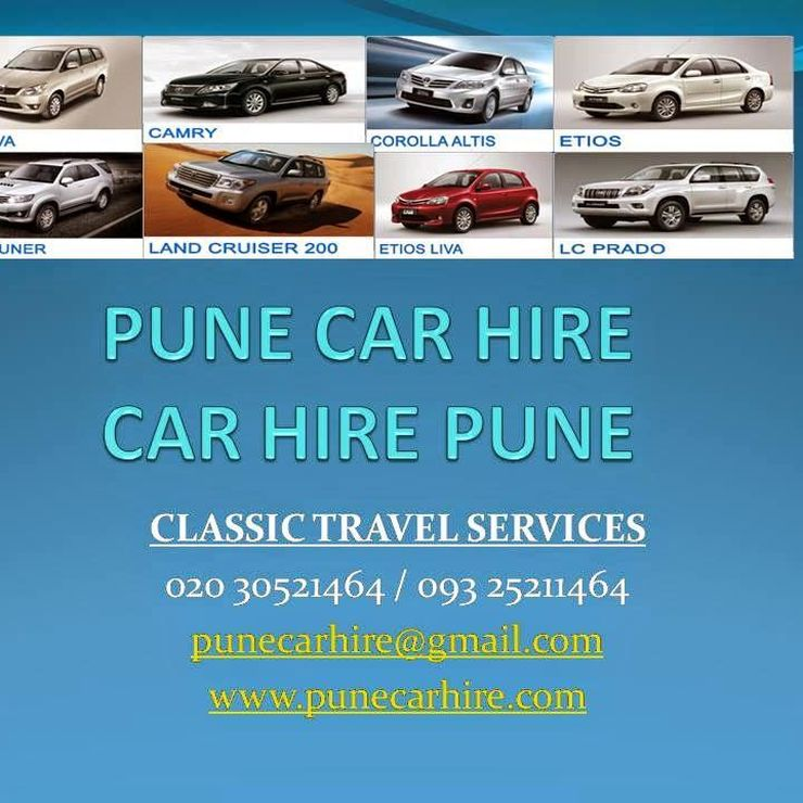 Pune Mumbai Taxi Service