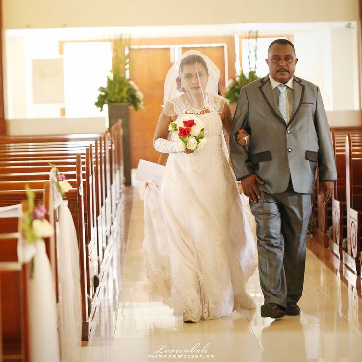 Wedding of Ria & Godfried