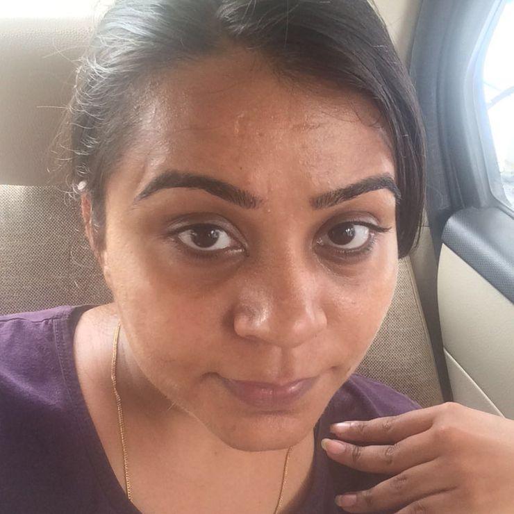 Engagement makeup for Gunjan