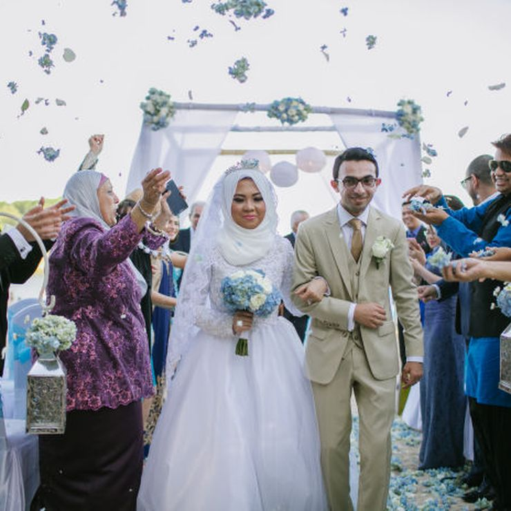 WEDDING OF EMYLIA AND AHMED