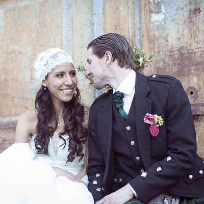 White outdoor wedding headpieces, veils, cover-ups & brooches