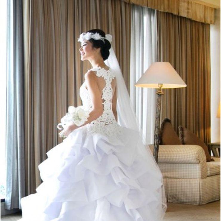 Padma Ubud Wedding Brand Photoshot
