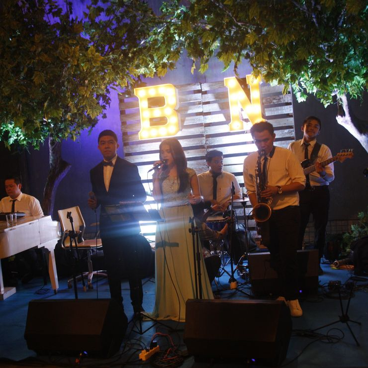 De La Rossa Kemang Wedding Bendy & Acilla