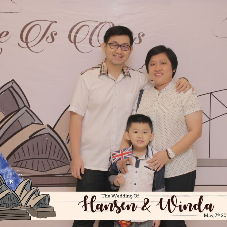 WINDA & HANSEN WEDDING