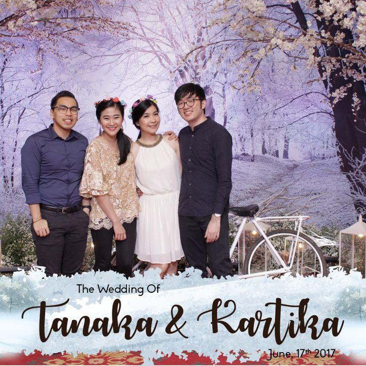 Tanaka & Kartika Wedding
