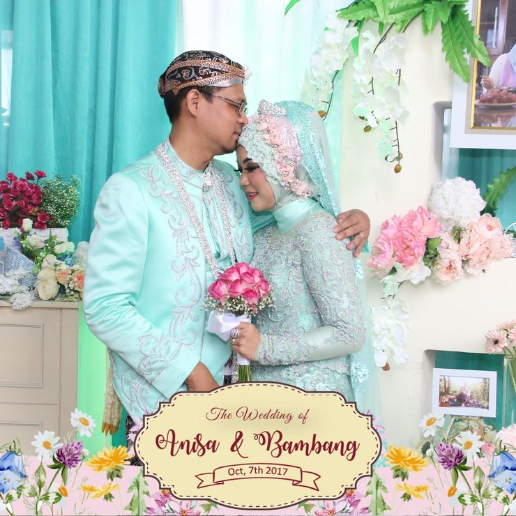 ANISA & BAMBANG WEDDING