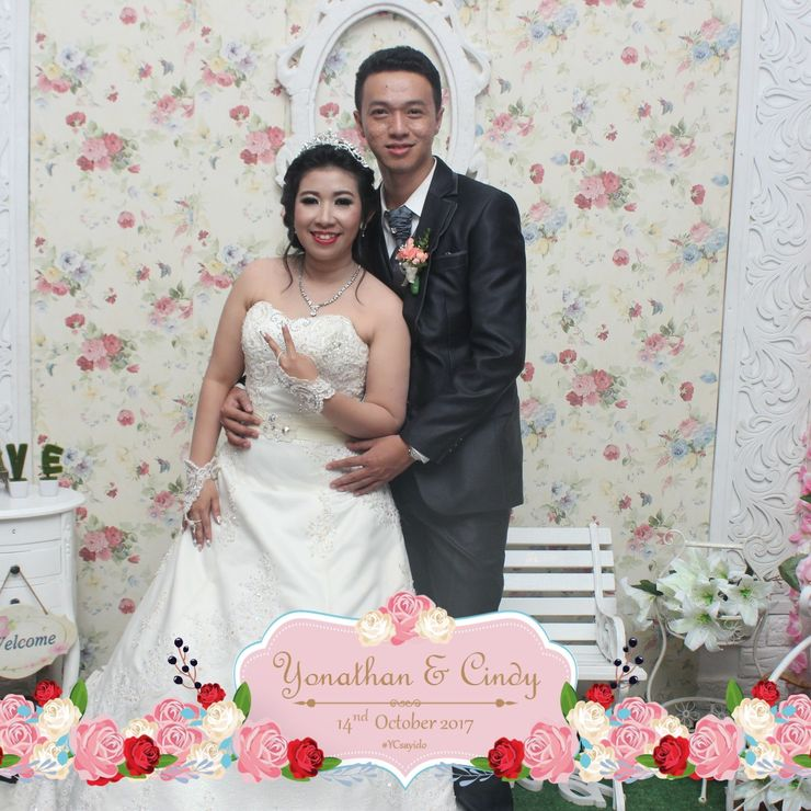 YONATHAN & CINDY WEDDING