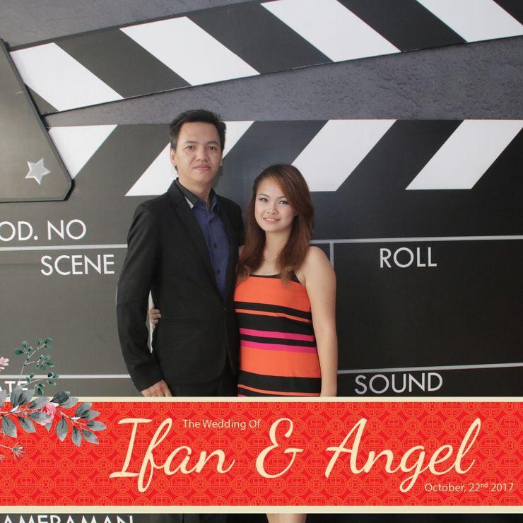IFAN & ANGEL WEDDING