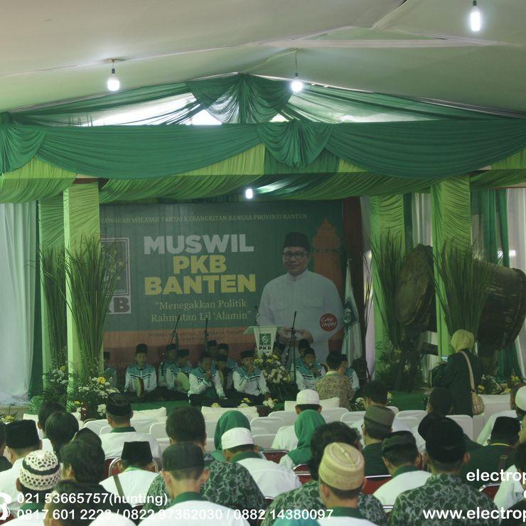 Muswil PKB Banten